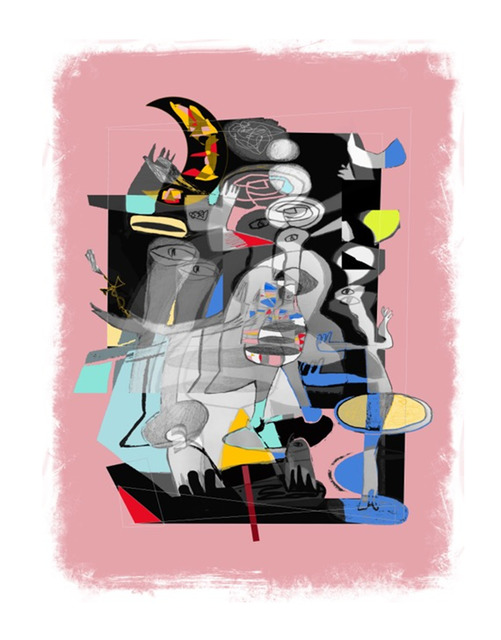 , 'Reverence,' 2019, Fine Art Maya