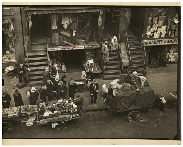 , 'Hester Street.,' 1938, The Old Print Shop, Inc.