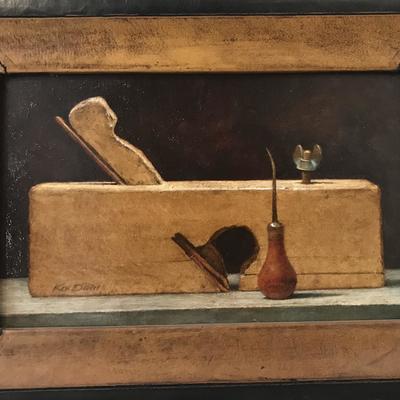 Ken Davies, 'A Plane Awl', Eckert Fine Art