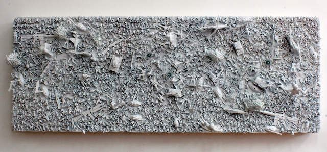 , 'White Wars,' 2013, ODETTA