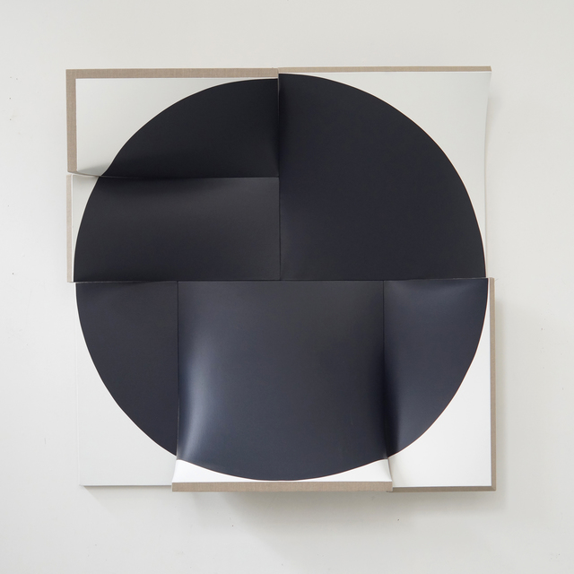 , 'Improved Pointless Black,' 2014, Peter Blake Gallery