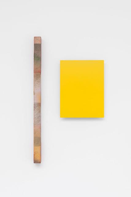 , 'FIAT 258A (GIALLO MODENA),' 2016, von Bartha
