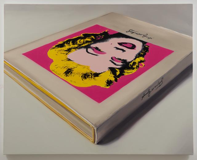 Robert Russell, 'Andy Warhol Catalogue', 2019, Anat Ebgi