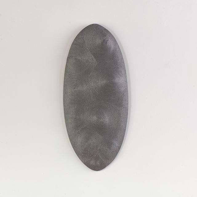 , 'Oval 2,' 2017, browngrotta arts