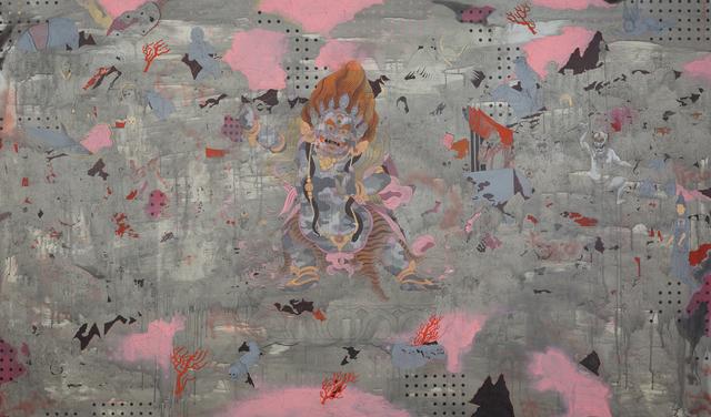 , 'Smoke,' 2017, Jack Bell Gallery