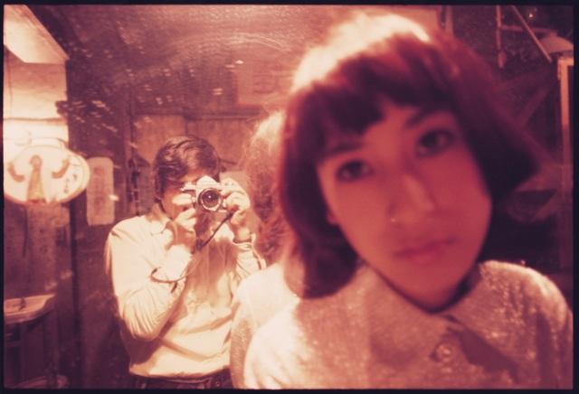 , 'Moriyama Daido VS Fuji Keiko,' 1971, Akio Nagasawa Gallery