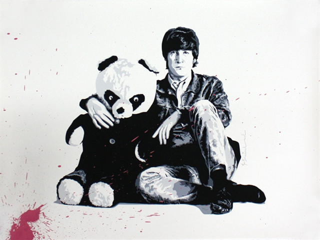 Mr. Brainwash, 'All You Need is Love', 2010, EHC Fine Art Gallery Auction