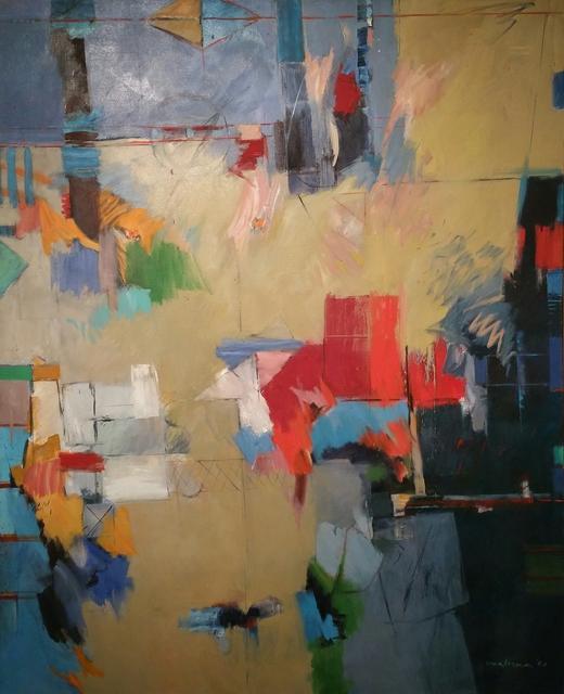 , 'New York Sunday,' 1994, Denise Bibro Fine Art
