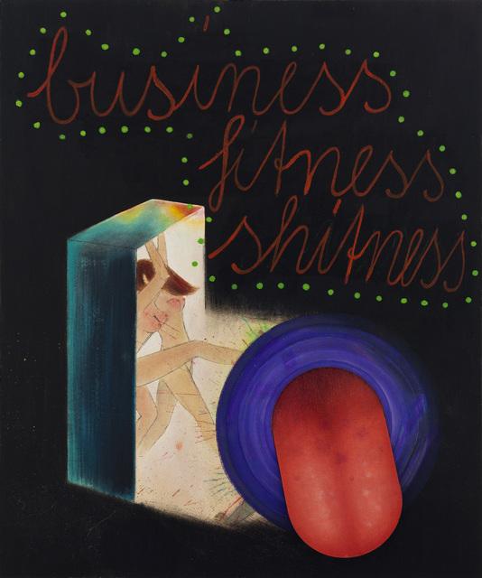 , 'BFS,' 2013, Galerie Kleindienst