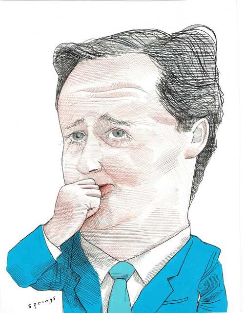 , 'David Cameron,' , Ransom