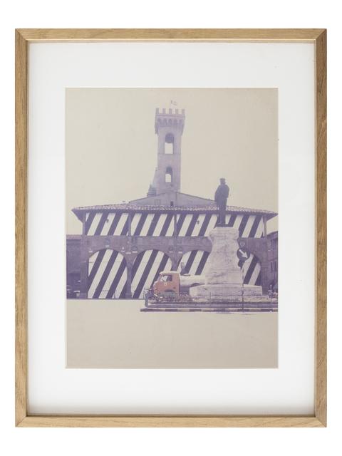 , 'Dialogo Pettena Arnolfo,' 1968, Galleria Giovanni Bonelli
