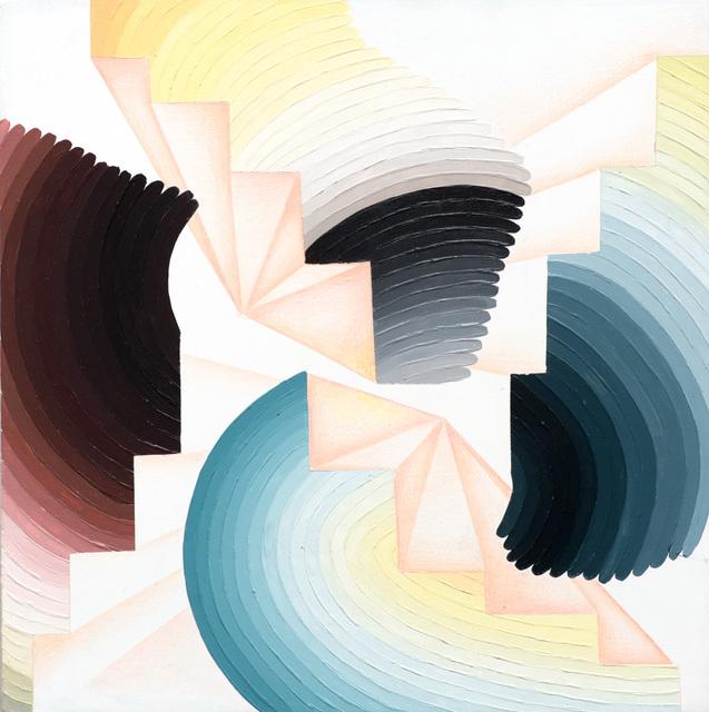 , 'Iridule #9,' 2014, Moskowitz Bayse