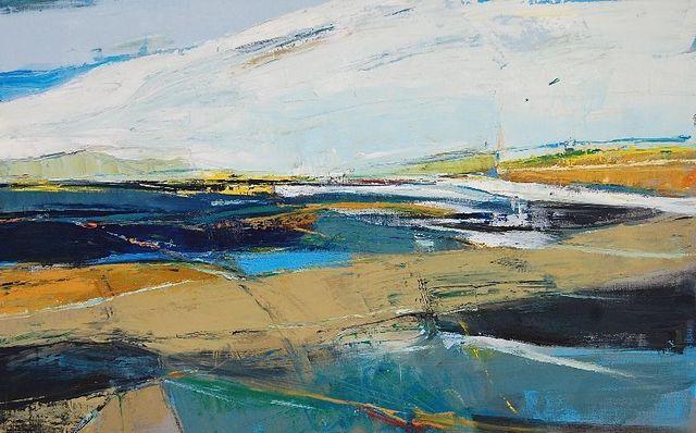 , 'Continuum,' 2017, Thomas Deans Fine Art