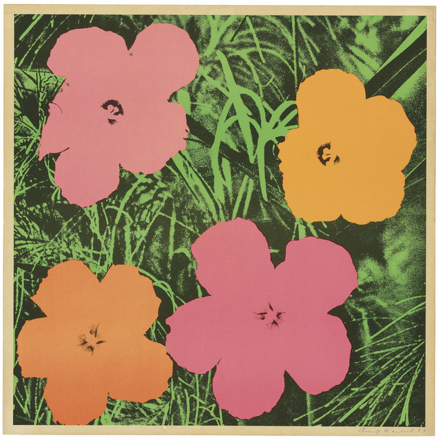 Andy Warhol, 'Flowers', 1964, Christie's