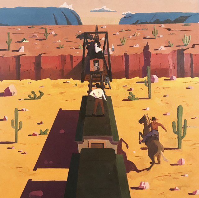 , 'The Women Bandits Scene 2 2017  5000,' 2017, Visions West Contemporary