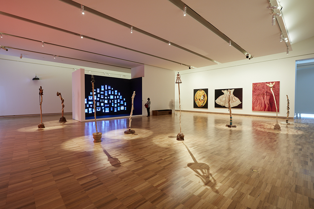 "Installation view. ""Passion and procession: art of the Philippines"", Art Gallery of New South Wales, Sydney. June 24, 2017 - January 07, 2018. Images courtesy The Art Gallery of New South Wales, Photo: Mim Stirling"