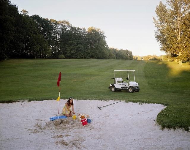 , 'The Sandcastle,' 2000, Susan Eley Fine Art