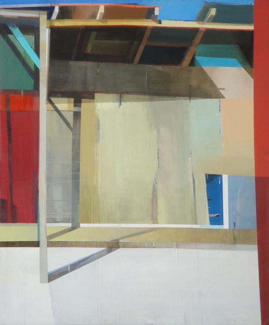, 'A Quiet Town #171,' 2018, Andrea Schwartz Gallery