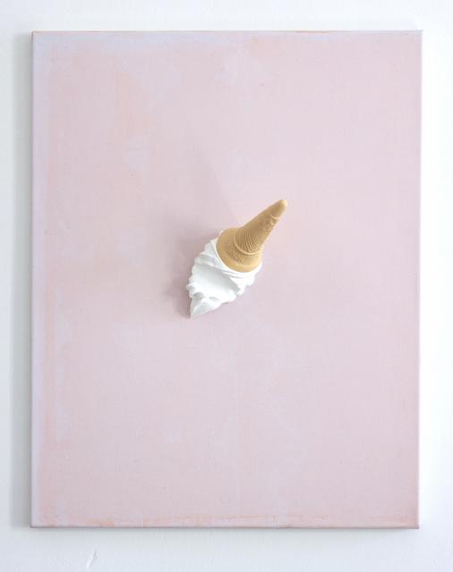 , 'Floatingice cream(Falling Honey ),' 2014, XYZ collective