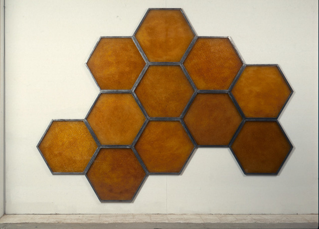, 'Honeycomb 1,' 1998, Mark Hachem Gallery
