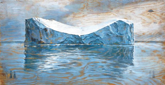 , 'Eisberg,' 2015, Fils Fine Arts