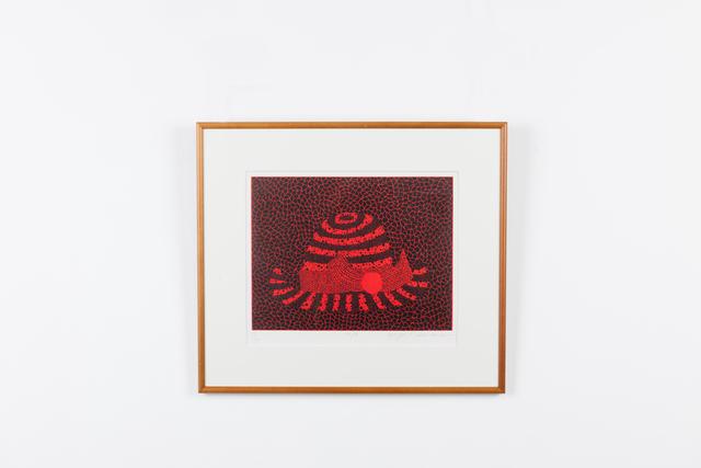 Yayoi Kusama, 'Boushi *17/30', 1984, H.ARTS COLLECTIVE
