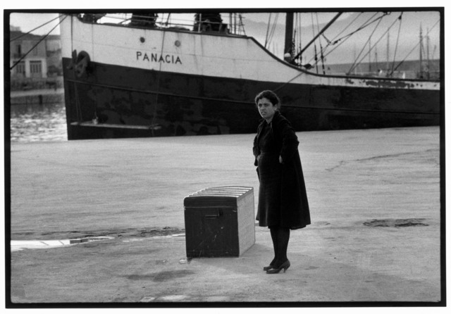 Constantine Manos, 'Heraklion, Crete. Greek Portfolio.', 1964, Print, Gelatin silver print, Magnum Photos