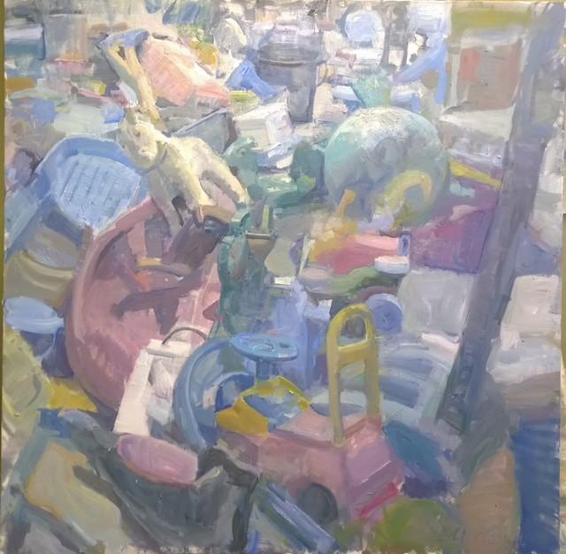 , 'Apocalypse Toys,' 2015, Gallery 1261