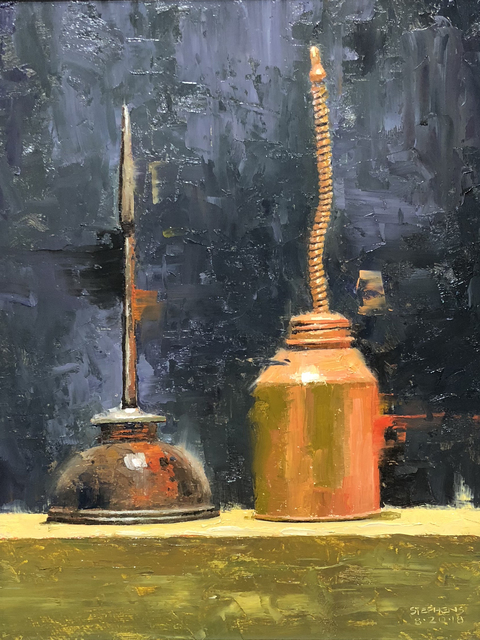 , 'Two Oil Cans,' , Sparrow Gallery
