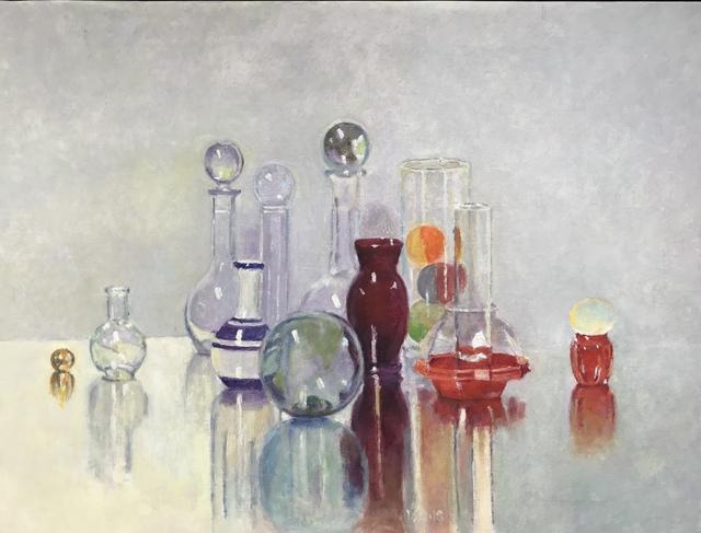 , 'Bright Still Life II (Aluminum),' 2018, Les Yeux du Monde Gallery