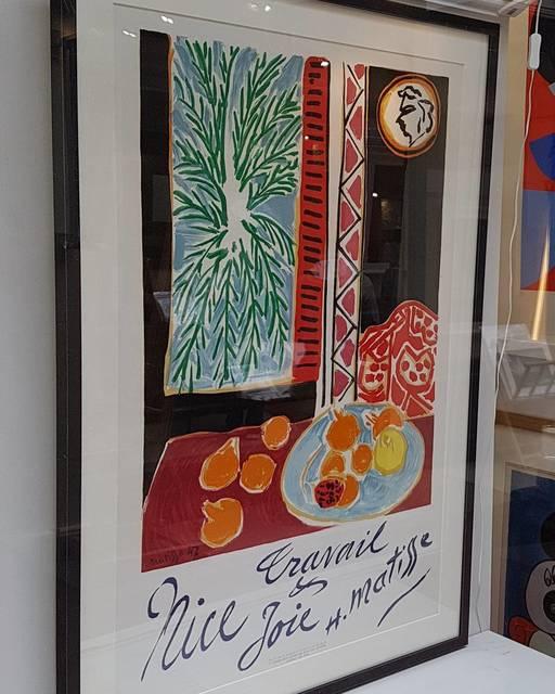 Henri Matisse, 'Nice - Travail et Joie', 1947, Hidden