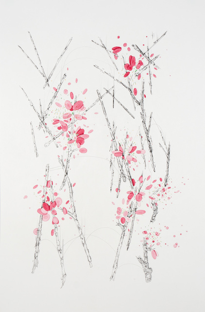 Michael Whittel, 'What spring does with cherry trees (Cherry corollas with calyxes, stamens and pistils - after Pablo Neruda)', 2015, COHJU Contemporary Art