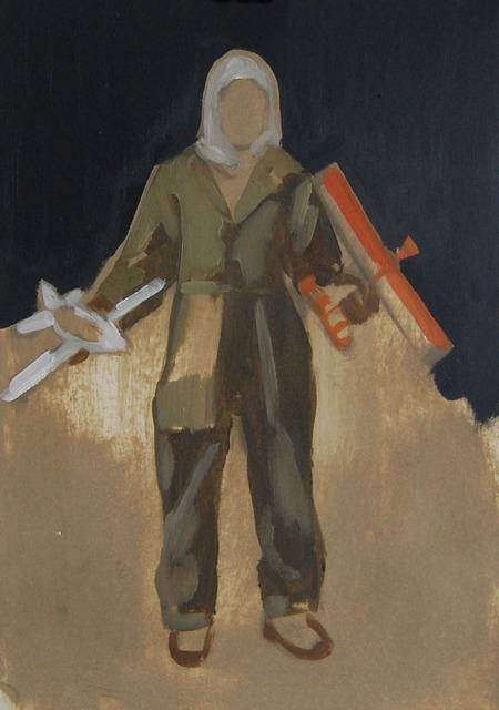 , 'Airmen,' 2015, Purdy Hicks Gallery