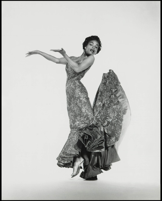 , 'Eartha Kitt, jumps,' 1954, °CLAIR Galerie