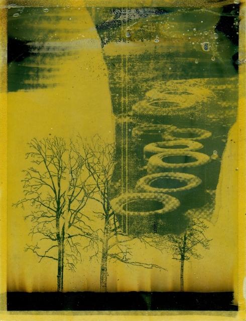 , 'Territorial piss 8,' 2014, Arróniz Arte Contemporáneo