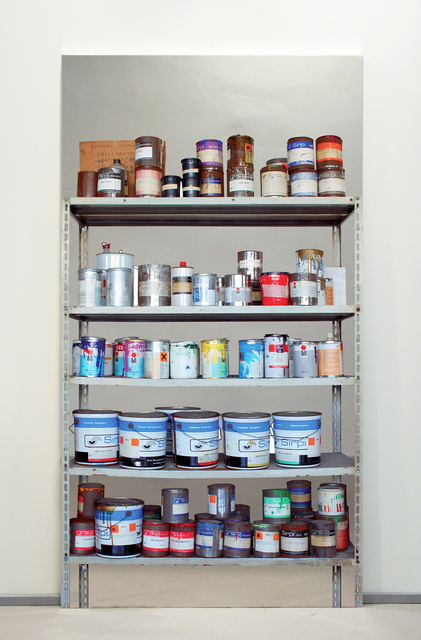 , 'Scaffale - apposito contenitore (Shelves – a special container),' 2014, Simon Lee Gallery