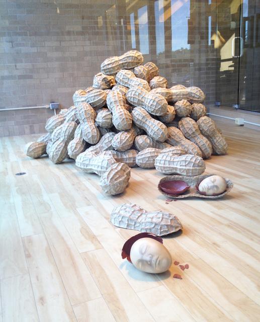 , 'Going Nuts,' 2015-2016, International Sculpture Center