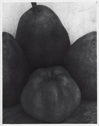 Edward Steichen, 'Three Pears and an Apple, France', ca. 1921, Aperture Foundation