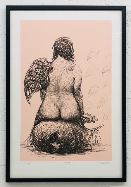 , 'Wings,' 2002, Moises Valdes Gallery.