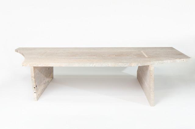 , 'Barbar Low Table,' 2018, MANIERA
