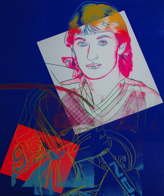 , 'Wayne Gretzky (FS II.306),' 1984, Revolver Gallery