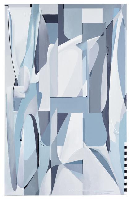 Benjamin Dittrich, 'DSDU (101)', 2021, Painting, Oil on canvas, Galerie Kleindienst