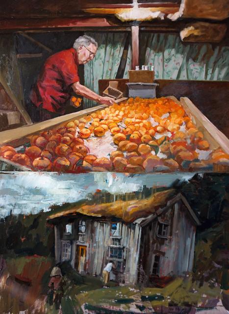 , 'Clementine Season,' , GALLERI RAMFJORD