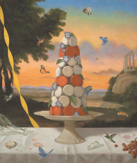 , 'Last Macaron Tower,' 2015, Mira Godard Gallery