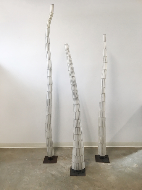 , 'Processional 1-3,' 2016, Traywick Contemporary