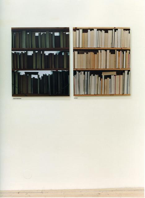 , 'Taken from Behind,' 2002, ELASTIC Gallery