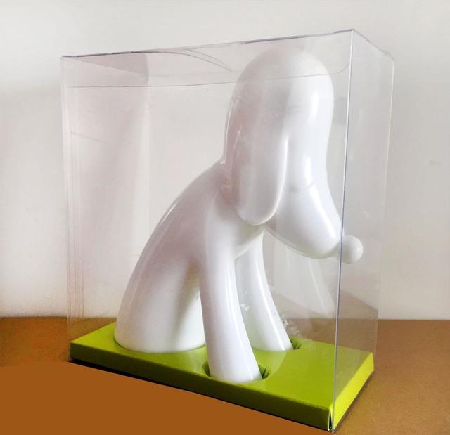 Yoshitomo Nara, 'White Aomori Dog Bank', 2017, EHC Fine Art