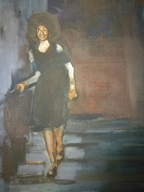 , 'Gloria (2),' 2017, Gallery MOMO