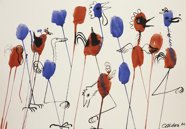 Alexander Calder, 'Untitled', 1966, Calder Foundation