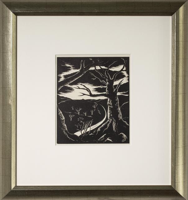 , 'The Long White Road,' 1936, David Barnett Gallery